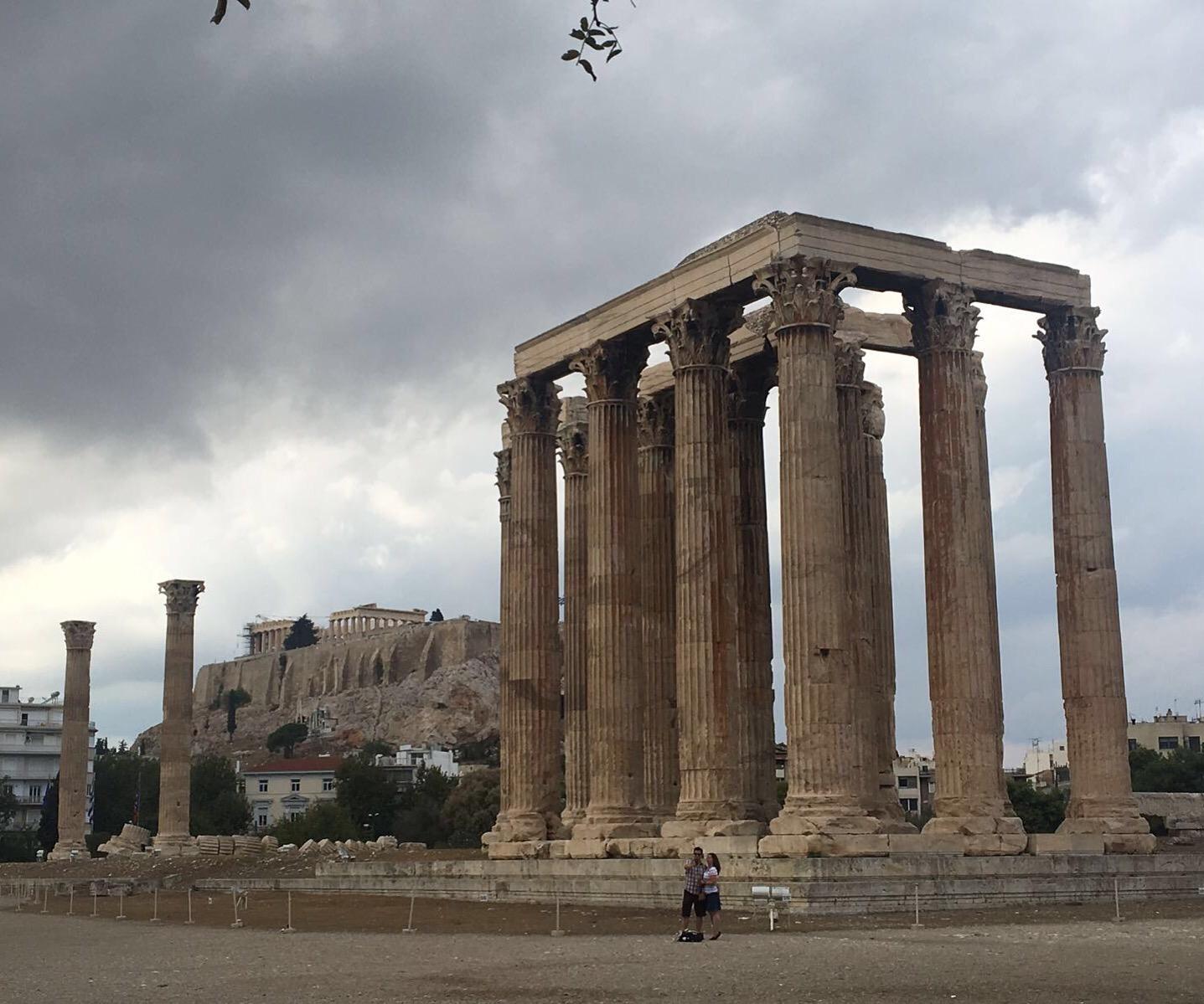 Zeus Architettura D Interni.Arte Greca Travel Power